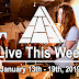 Live This Week: January 13th - 19th, 2019