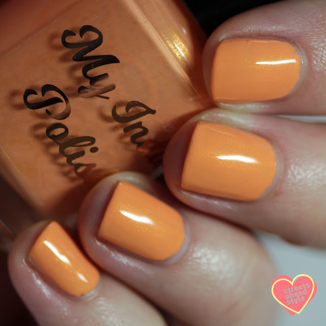 My Indie Polish Daisy Me Rolling swatch by Streets Ahead Style