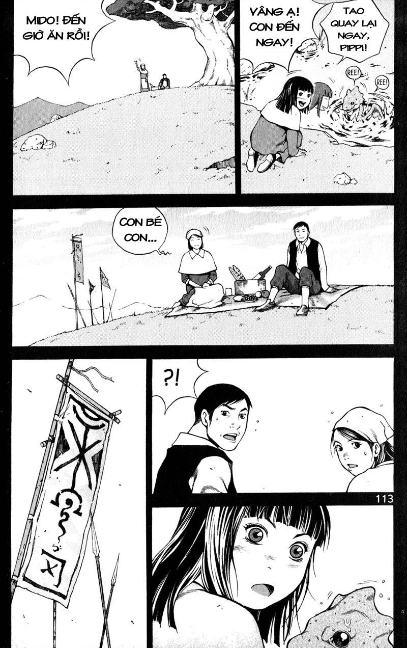 Banya chap 018 trang 19