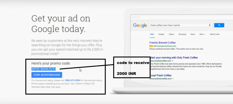 How to Advertise with Google ad word with attached proof 2018