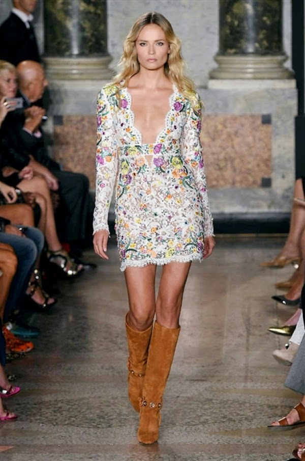 Eniwhere Fashion - Milan Fashion Week 2014 - Emilio Pucci
