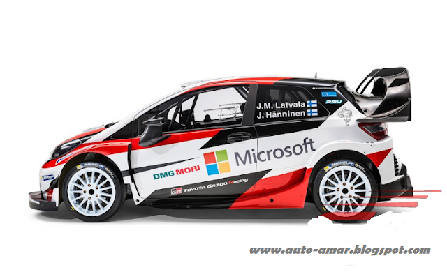 INFo Update 17 december 2016 TOYOTA  IS GOING BACK To WRC With Yaris