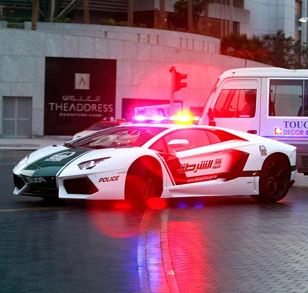 Kazim Mirza's Blog: Dubai Police: Police And Supercars