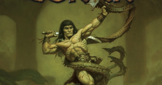 Conan: Adventures in an Age Undreamed Of is now out