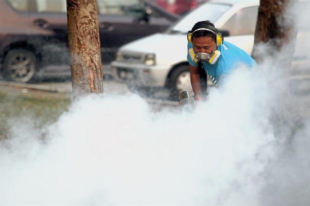 Awas ! 13 kawasan panas kes demam denggi di sekitar jajahan MPSJ - kes meningkat !