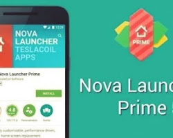 nova launcher prime 2017 apk rexdl