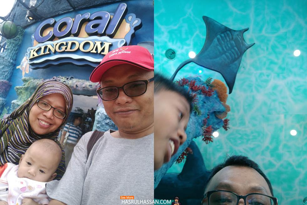 Coral Kingdom MAPS Perak