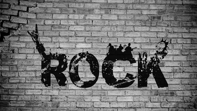 Malhar ouvindo Rock
