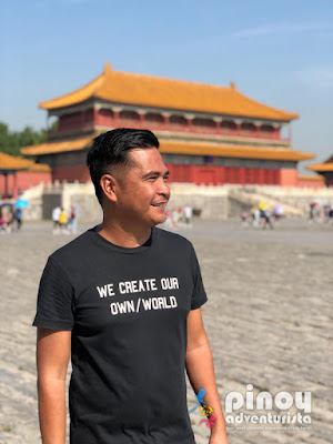 Palace Museum and Forbidden City in Beijing