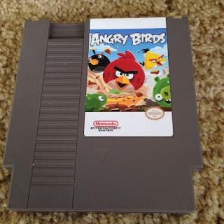 Yusho Studios Rare Video Games: FLAPPY BIRDS WTF NES