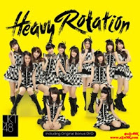 JKT48 Heavy Rotation Type-A [image by www.jkt48.com]