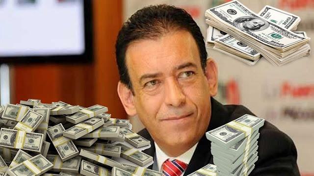 Estados Unidos le descubre una cuenta de 62 millones de dólares a Humberto Moreira