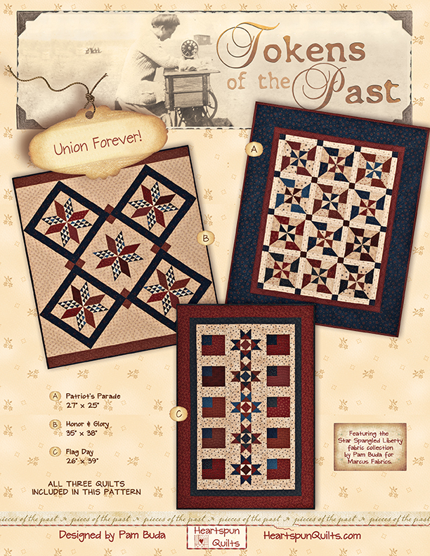 Heartspun Quilts Pam Buda