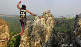 Tebing Gunung Hawu