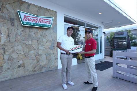 SkyRanch Tagaytay Krispy Kreme