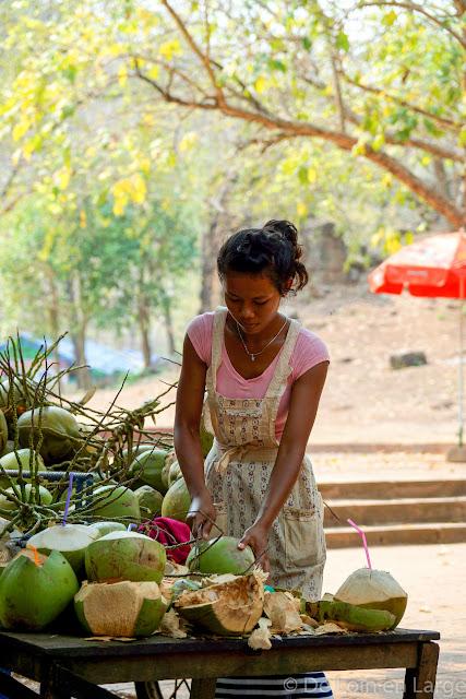 Prasat Banan - Campagne de Battambang - Cambodge