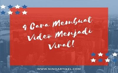 4 Cara Membuat Video Menjadi Viral di Media Sosial
