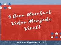 4 Cara Pelaku Bisnis Membuat Video Menjadi Viral di Media Sosial