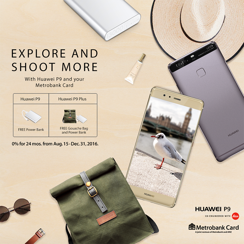 Huawei Announced 3 Exciting Promos This Christmas!