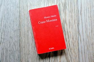 Lundi Librairie : Crans-Montana - Monica Sabolo