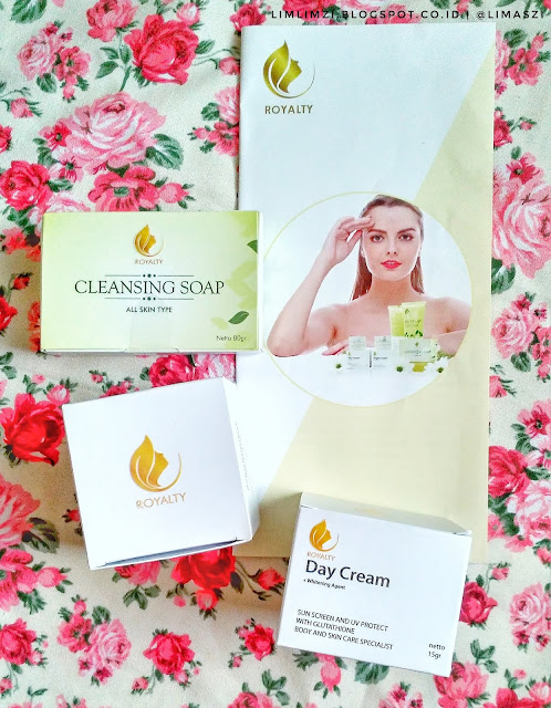 Royalty Skincare (Gold Package Royalty Cosmetic)