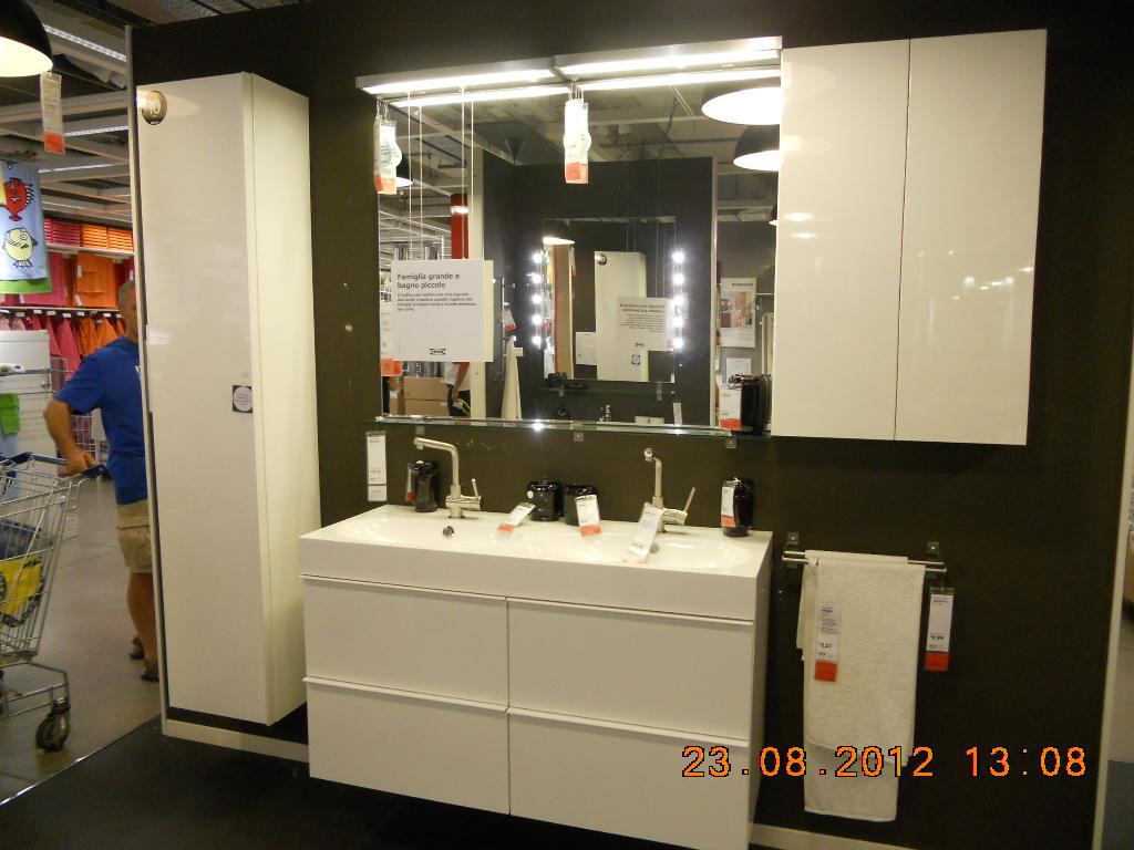 Ikea e momichan un bagno ikea - Mobile bagno ikea godmorgon ...