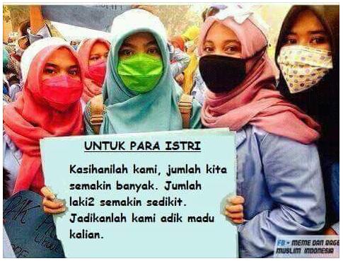 Inilah Keteguhan Perempuan-Perempuan Aceh...Mau Dimadu,,,Asalkan Jangan Berz!n4...Bantu Sebarkan Biar Jadi Pelajaran Buat Perempuan Lain...