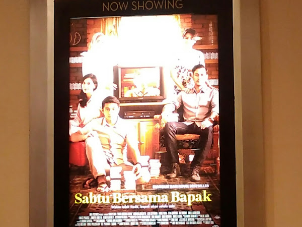 Sabtu Bersama Bapak #Rindu Ayah The Movie