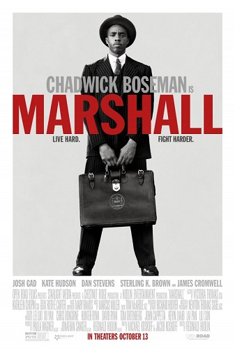 Film Marshall 2017