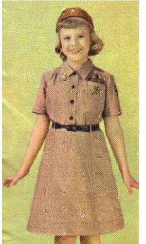 Jamaica Girl Scout Uniform - Porn Pic-9801