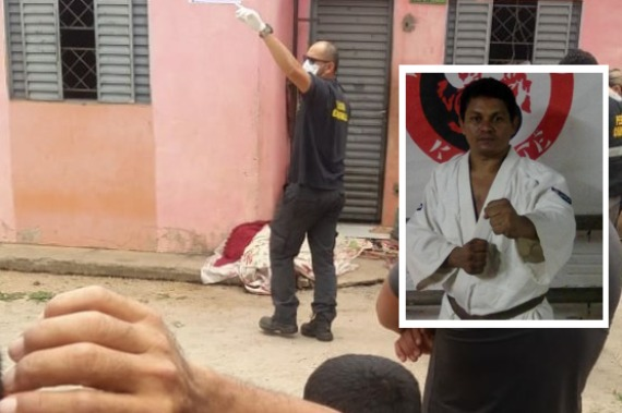 Professor voluntário de karatê e líder comunitário é morto a tiros em Marabá