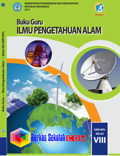 Buku Guru SMP/MTs IPA Kurikulum 2013 Revisi 2017 Kelas 8 Download