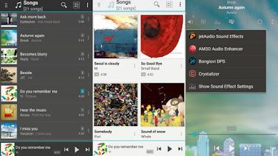 5 Aplikasi Pemutar Musik Android Gratis Terbaik