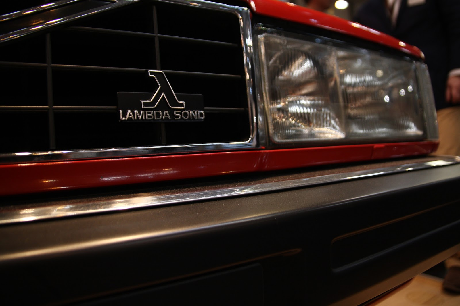 My world of Volvo: Volvo 780 @ Techno Clica Essen 2015
