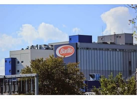 Barilla factory in Emilia Romagna