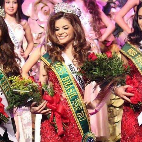 Miss do AC é coroada Miss Teen Earth 2017 é representará o Brasil em concurso no México