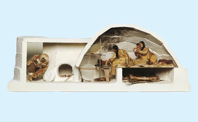 Eskimo Inuit