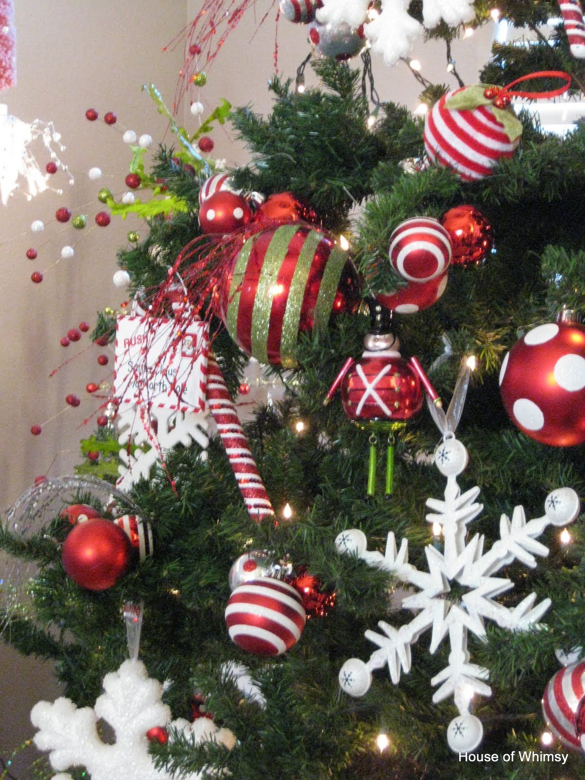 House Of Whimsy Whoville Tree Revisted