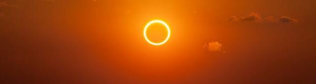 Eclipse Solar - 26 de fevereiro