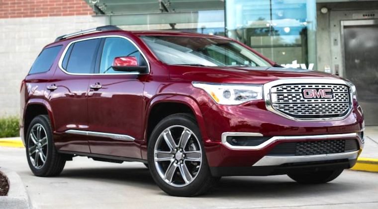 2019 GMC Acadia Review