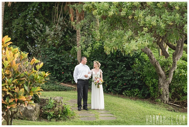 Maui Destination Wedding Venue