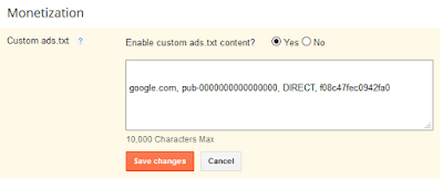 adsense-monitization-custom ad.txt