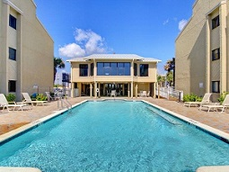 Shipwatch Condos Outdoor Pool Perdido Key Florida