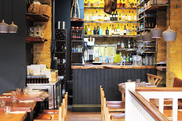 Wild Brunch Club at Mac & Wild - London restaurant blog review
