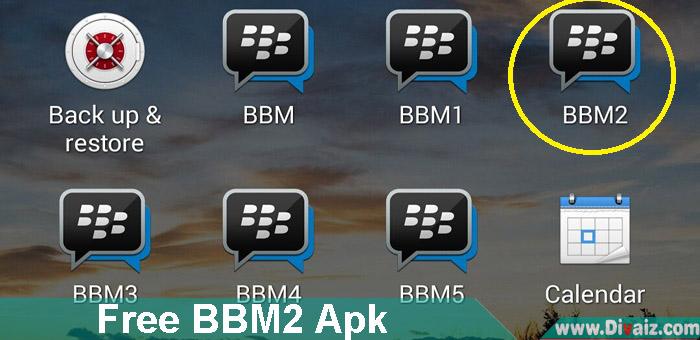 Download BBM2 Apk Terbaru 2019