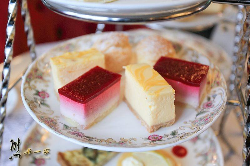 花蓮英倫風下午茶|都鐸王朝民宿餐廳~享受偽貴婦般精緻茶點時光