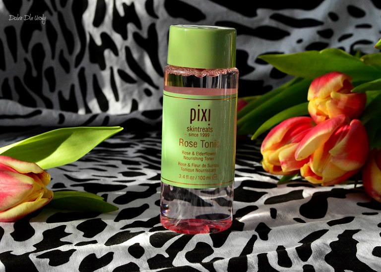 PIXI Rose Tonic Tonik nawilżający - recenzja Pixi by Petra