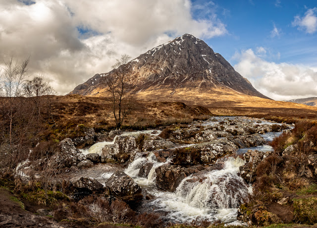 Photo of Buachaille Etive Mor in Glen Coe
