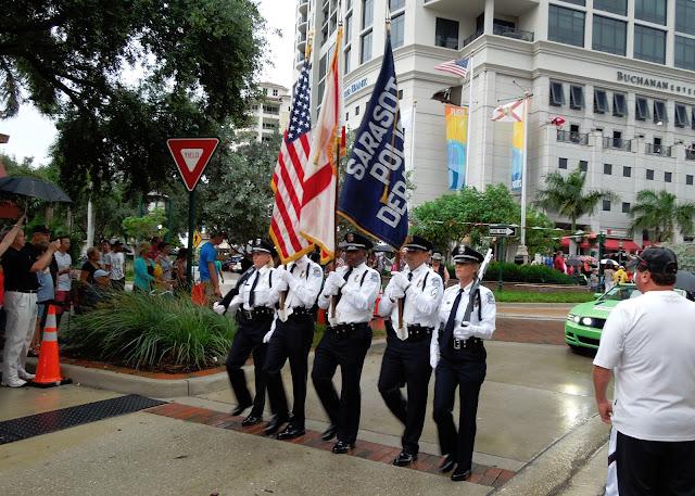 Sarasota Festival Parade of Boats