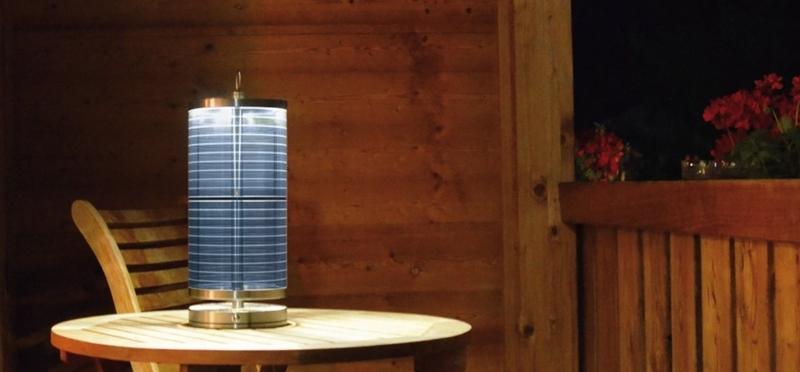 nachhaltige solarleuchten von stool draussen licht. Black Bedroom Furniture Sets. Home Design Ideas